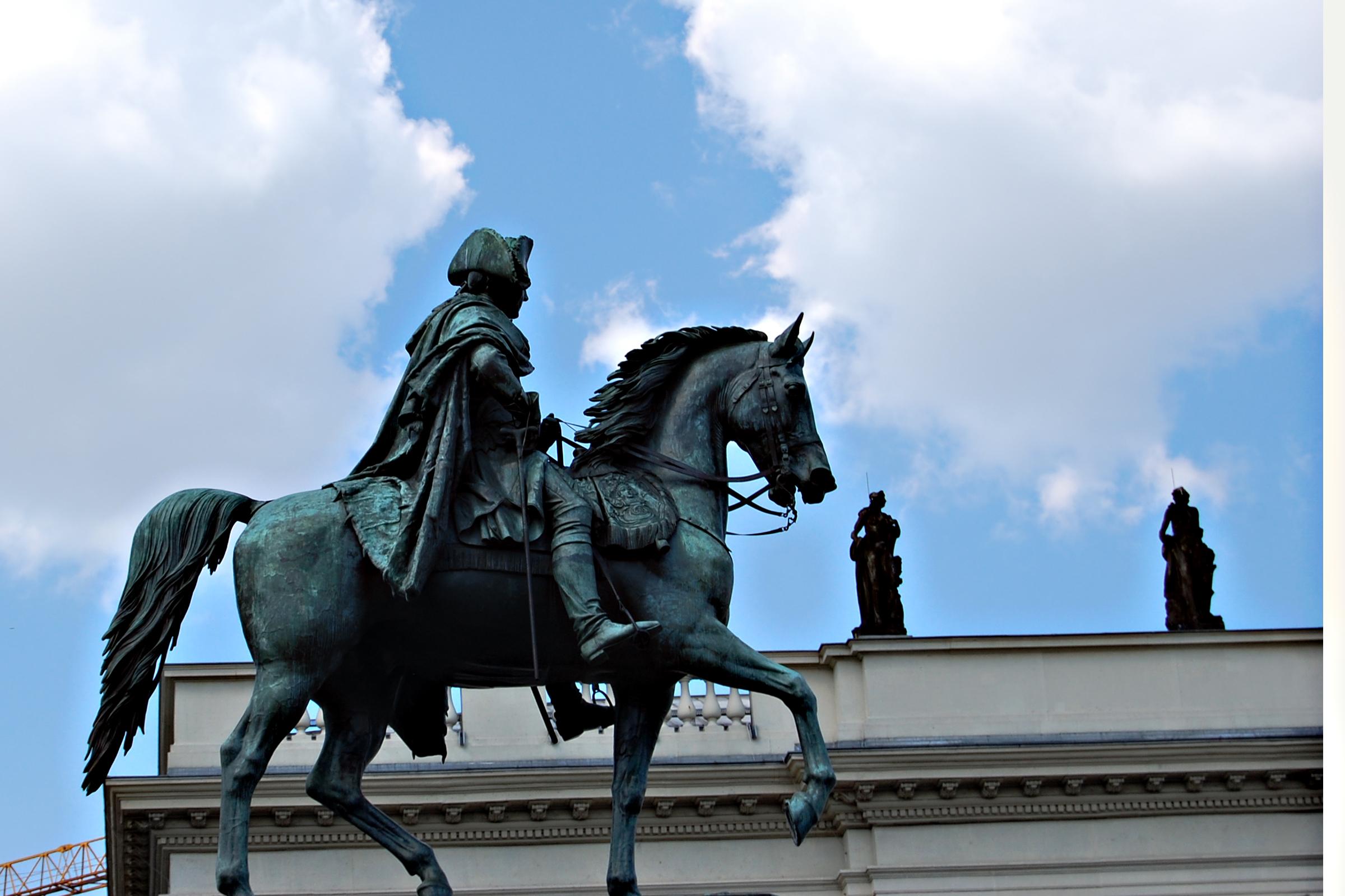 Friedrich Der Große Größe